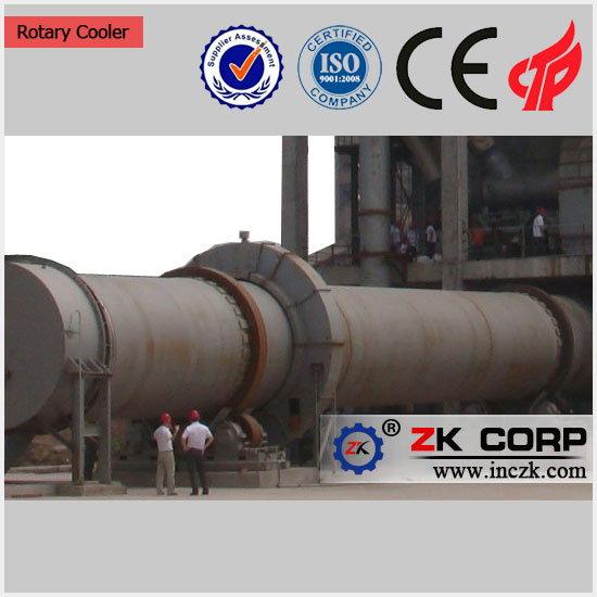 Rotary Cooler/NPK Compound Fertilizer Cooler