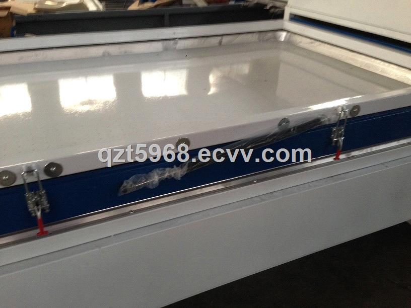TM2480B2 Vacuum Film Covering Coat Machine