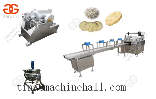 Puffed Cereal Bar Production Line manufacturer