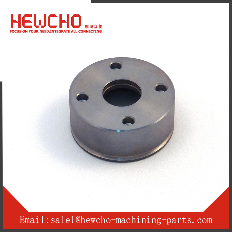 Zinc Plated Custom Precision CNC Turning Parts Service