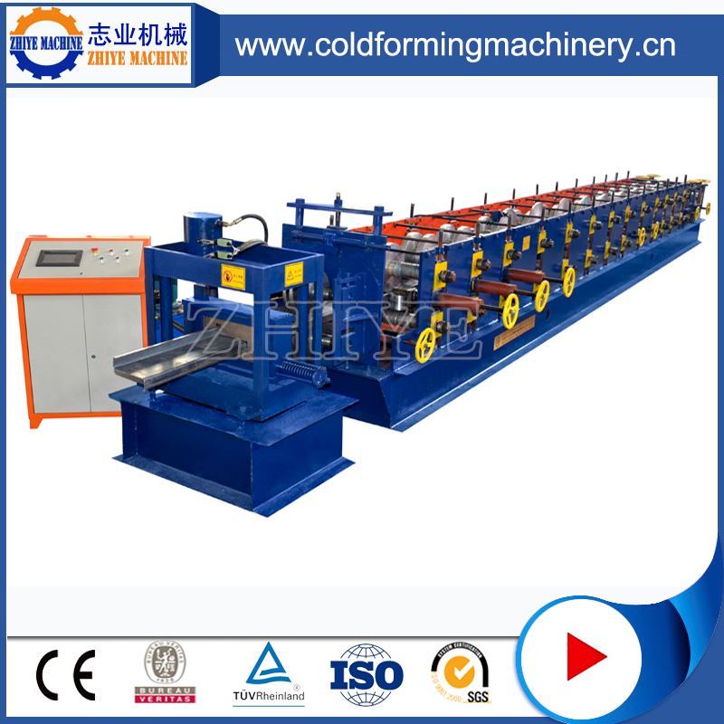 Z Purlin Roll Forming Machine & Cold Roll Forming Machine