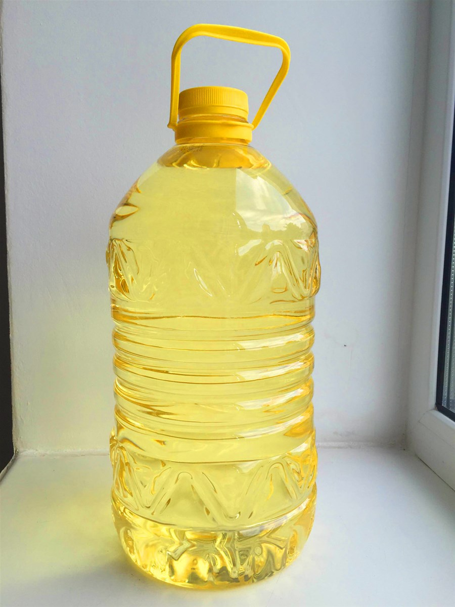 Sunflower Oil, Crude/Refined (Russia Origin) from Russian Federation