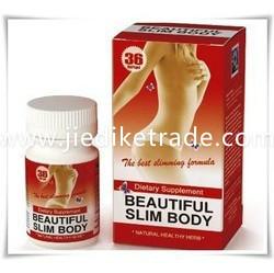 Beautiful Slim Body Weight Loss Original Herbal Slimming Pills