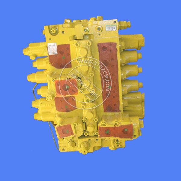Excavator Spare Parts PC200-8 Hydraulic Excavator Main Control Valve