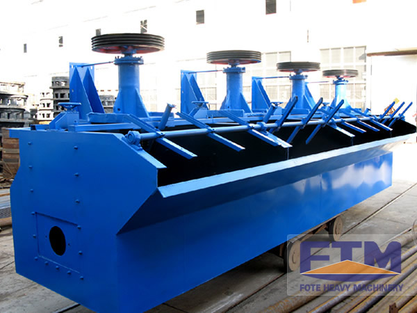 Flotation Machine Design/Flotation Machine Manufacturers