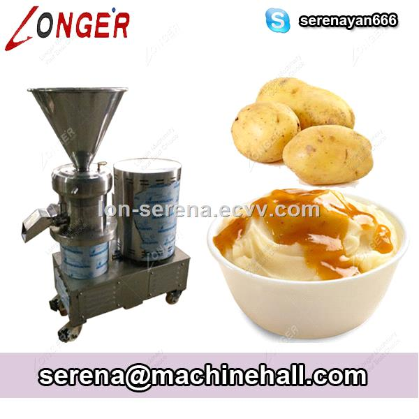 Potato Paste Making Machine|Mashed Potatoes Maker Equipment