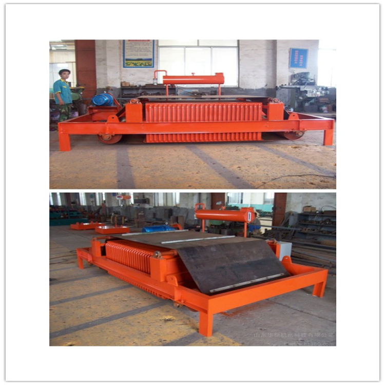 Rcdf Series High Quality Suspension Magnetic Separator with Lifting Equipment for Sale
