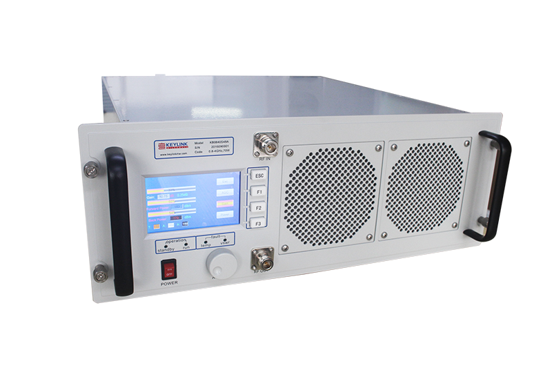 19inch rack mountbroadband High Power Amplifier subsystem