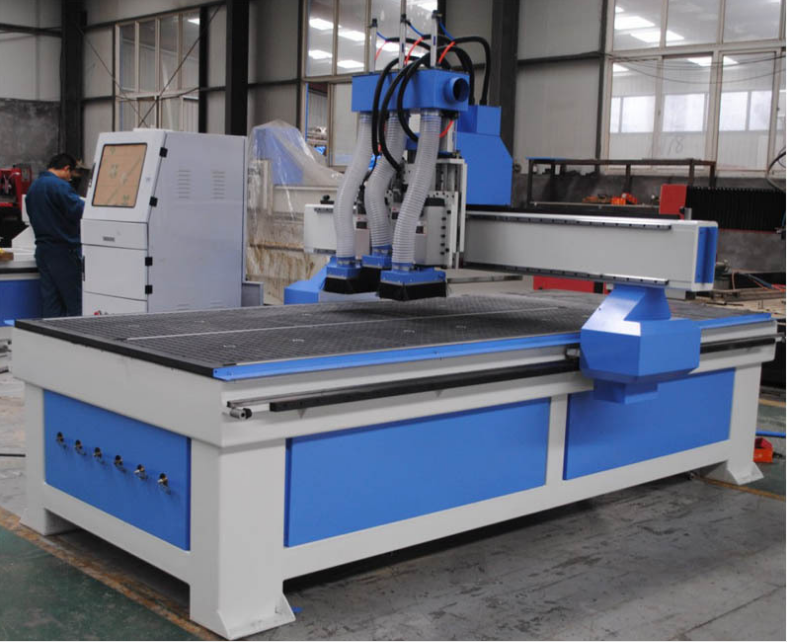 1325 automatic CNC router wood plastic processing machine