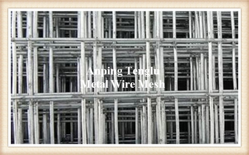 Concrete Reinforce Steel Welded Wire Mesh Grid from China