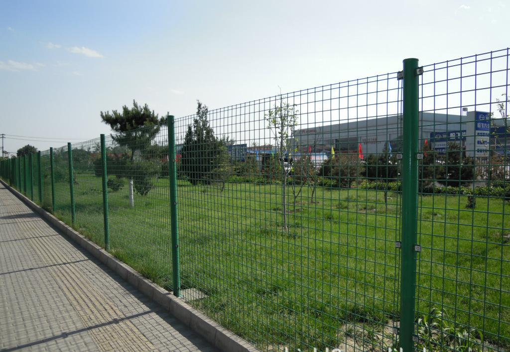 Double Wire Fence Road Fence Welded Wire Mesh Light