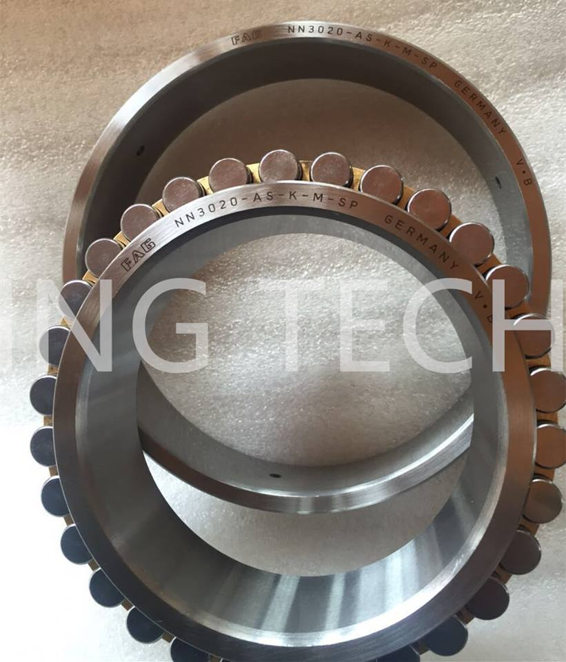FAG NN3020-as-K-M-SP Cylindrical Roller Bearing