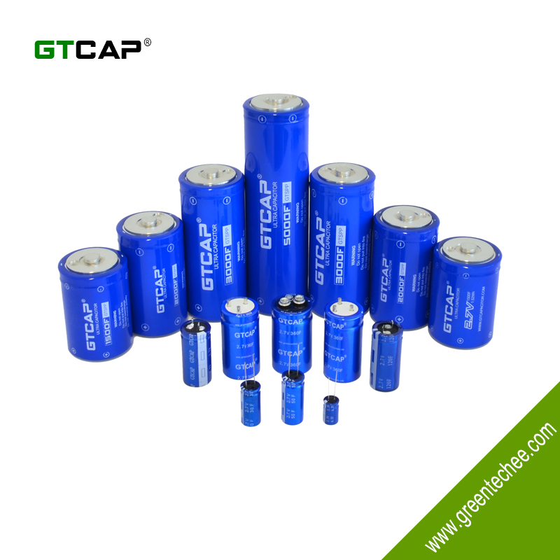 High Power Ultracapacitor Supercapacitor 3000F from China