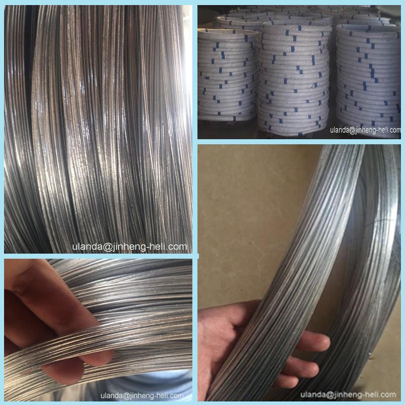 zinc coating 18 gauge wire 118 fish wire fish net wire