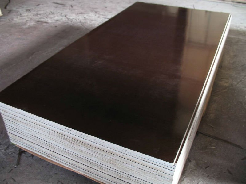 Phenolic Film Faced Plywood Sheets Veneer Boards Lumber for
