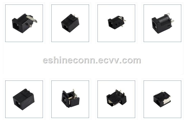 Power Jack connector for Stereo Switch Audio ROHS UL Equal Molex CUIINC