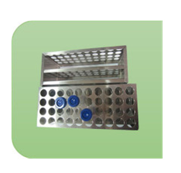 BMT SCIENTIFIC Stainless Steel TestTube Rack