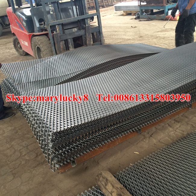 ODM Factory galvanized expanded metalExpanded Aluminum Metalstainless steel expanded metal