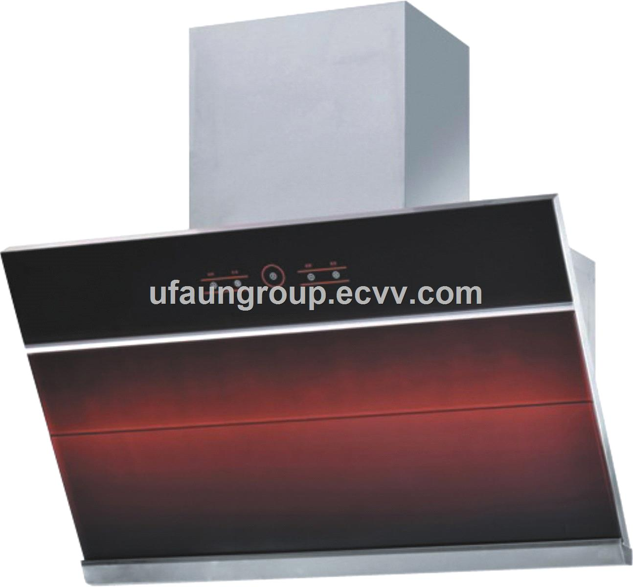 Hot selling Automatic vented exhaust type cooker hood