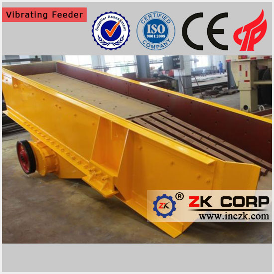 Ore mining and quarry used vibrating grizzly feeder price