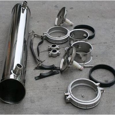 Stainless Steel 8 Inch RO Membrane Housing