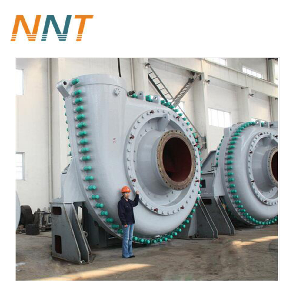 Electric Dry Sand Transfer Pump, Sand Dredge Pump from China