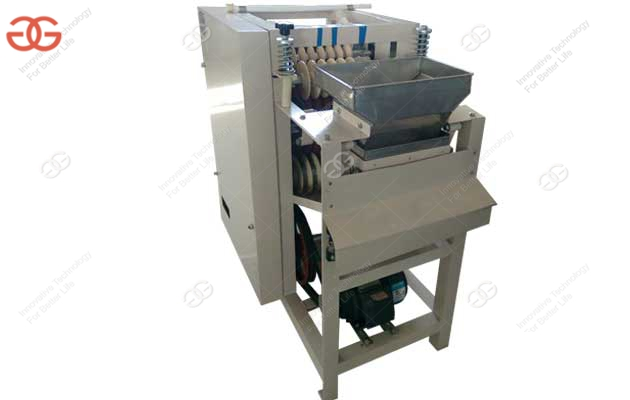 wet peanut peeler machine