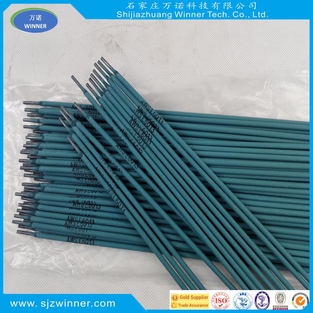 Factory Supply Welding Electrode E6013 Aws a 5.1 2.5mm 3.2m ...