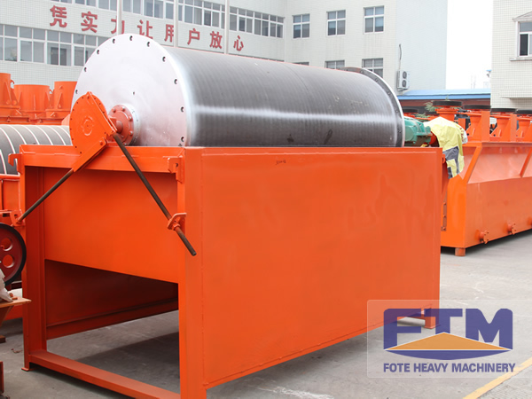 Magnetic Separator For Iron OreRare Earth Magnetic Seperator