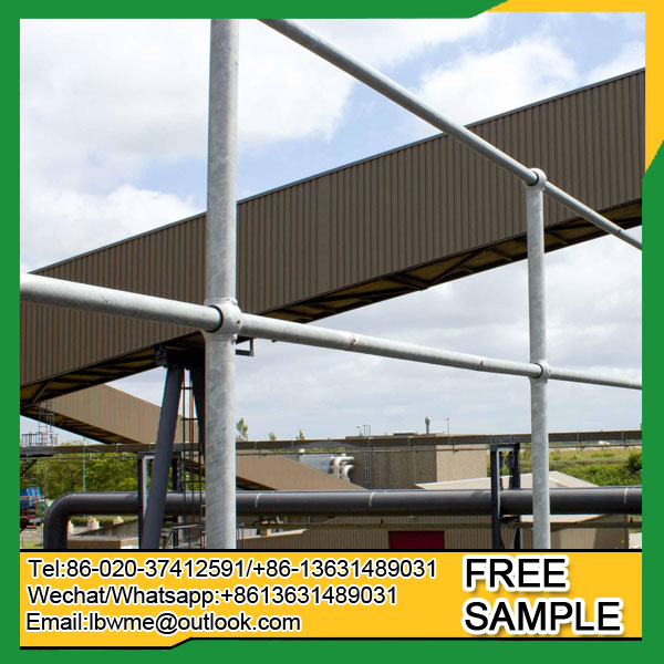 Griffith Handrail Standards Ball Joint Stanchions Ball