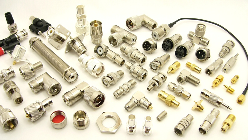 RF Coaxial Connectors and Cable assemblies