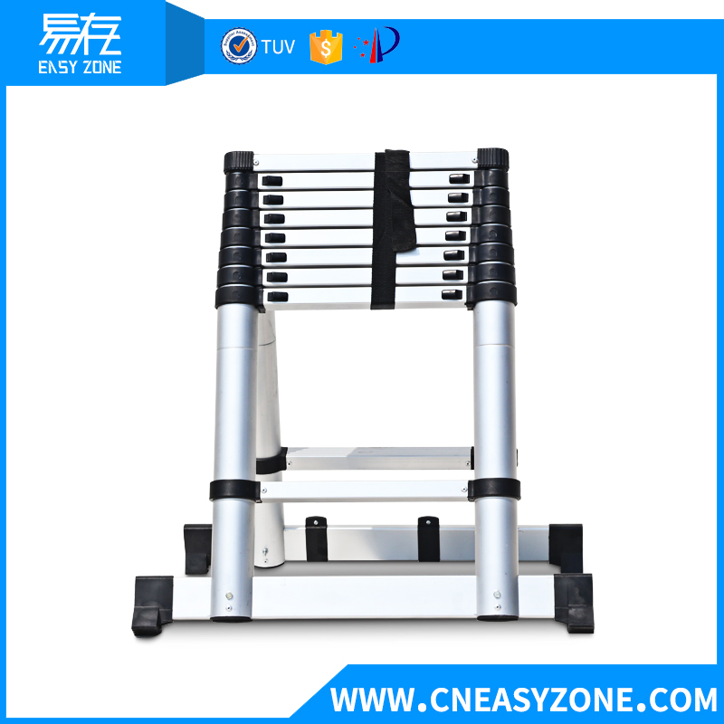 Easyzone Folding Household Ladder with 150kg