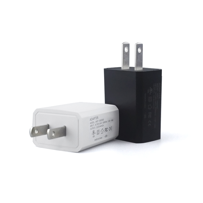 Universal USB Phone Wall Charger 5V 2A AC USB Charger Adapter