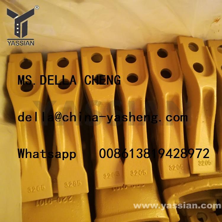 53103205 53103208 53103209 JCB Bcket Tooth JCB Sider Cutter