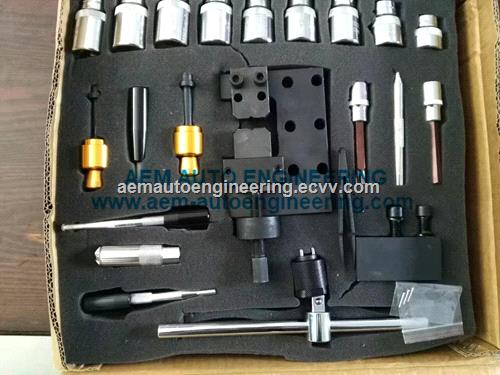 Diesel Common Rail Injector and Pump Dismantling Tools