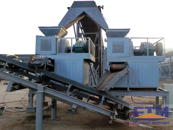 Top Quality Low Cost Mineral Powder Briquette MachineCE Approved Mineral Powder Briquette Making Machine