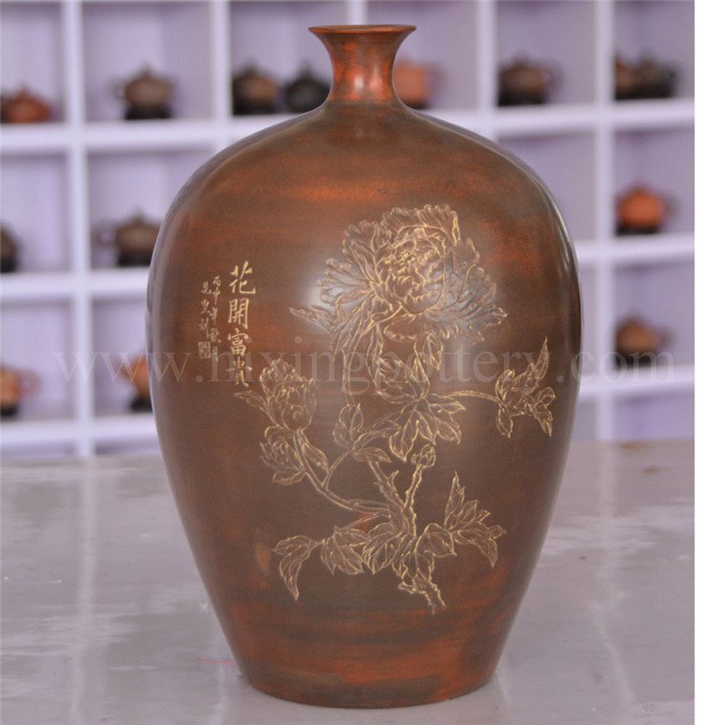 Large Floor Vase Hand Painting Ceramic China Artwork Vase Purchasing