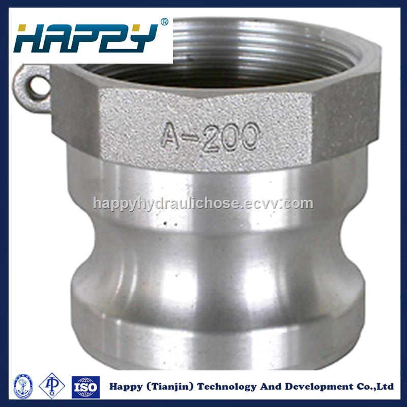 34 to 12 Pipe Fitting Camlock Coupling Quick Connector Hardware  sc 1 st  ECVV.com & 3/4
