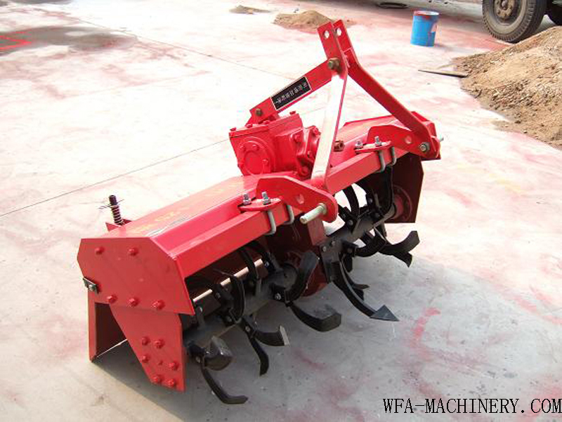 Farm Equipment Rotary Tiller agricultural tractor