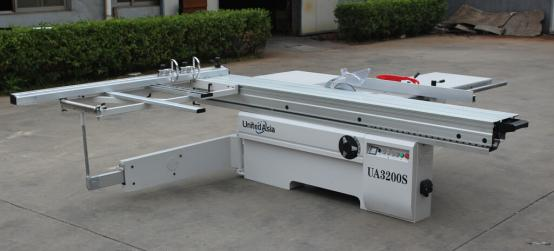 UA3200S Sliding Table Panel Saw
