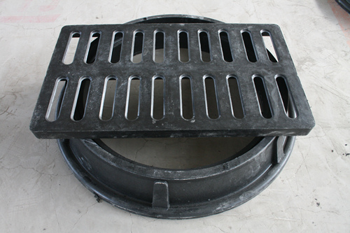 FRP Molded Manhole Cover for Sale from China Manufacturer