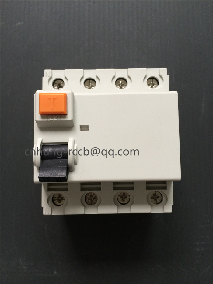 ID RCCB Residual Circuit Breaker Protector from China Manufacturer