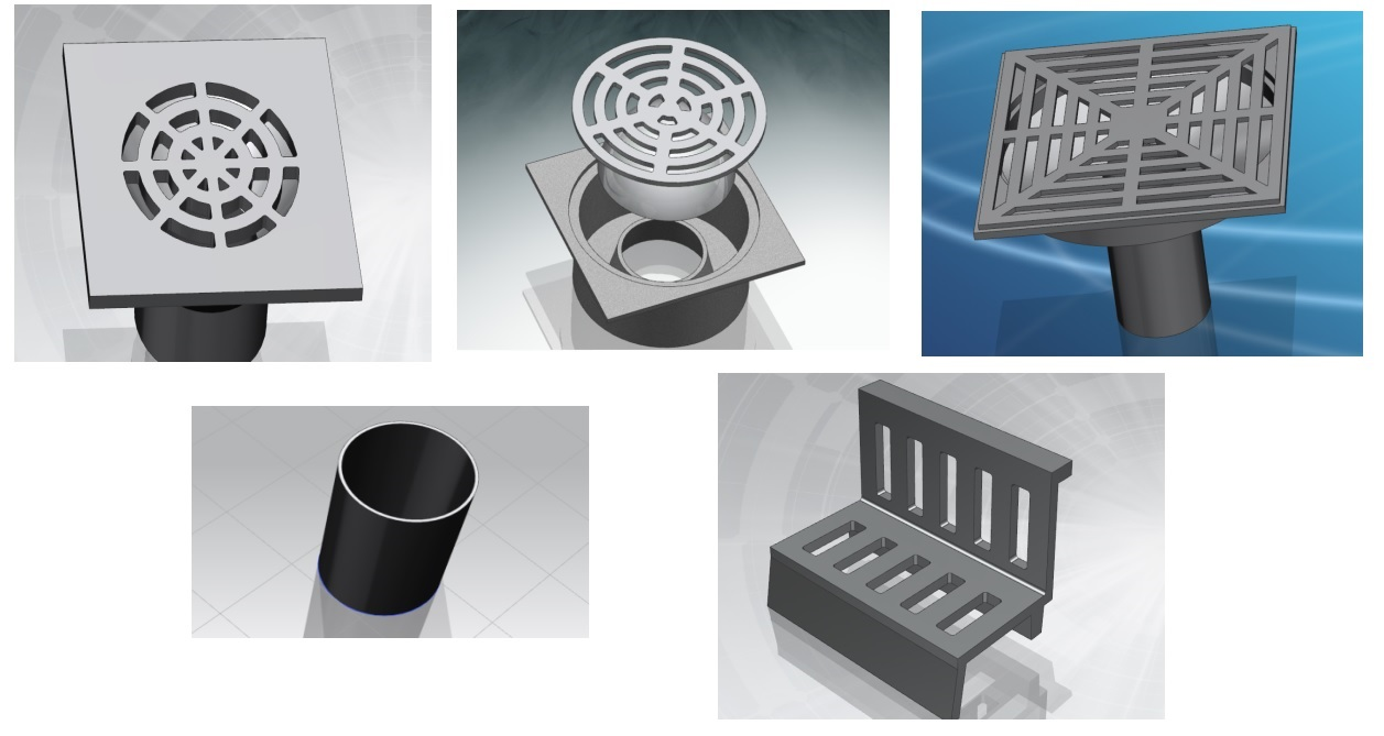 Stainless Steel Floor Drain/Pipe Drain  sc 1 st  ECVV.com & Stainless Steel Floor Drain/Pipe Drain purchasing souring agent ...