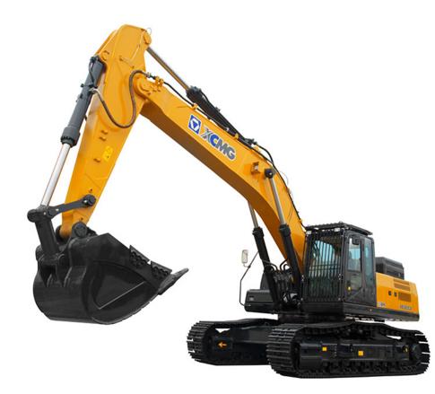 XCMG Large Excavator Crawler Excavator XE500 from China