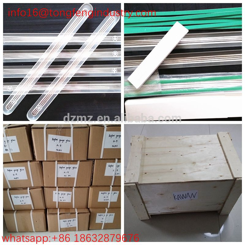 Spares part for level gauge glass