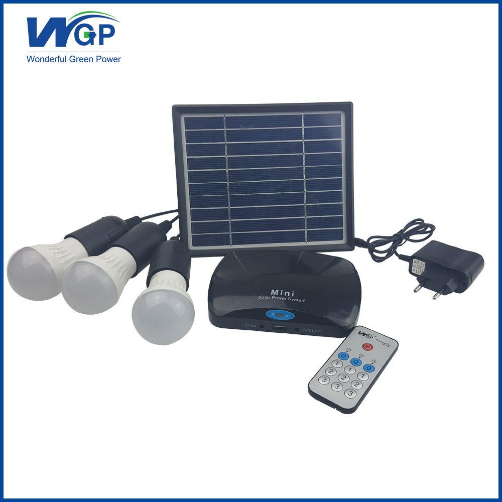 Portable Home Use Small Solar Energy Home Solar Lighting s ...