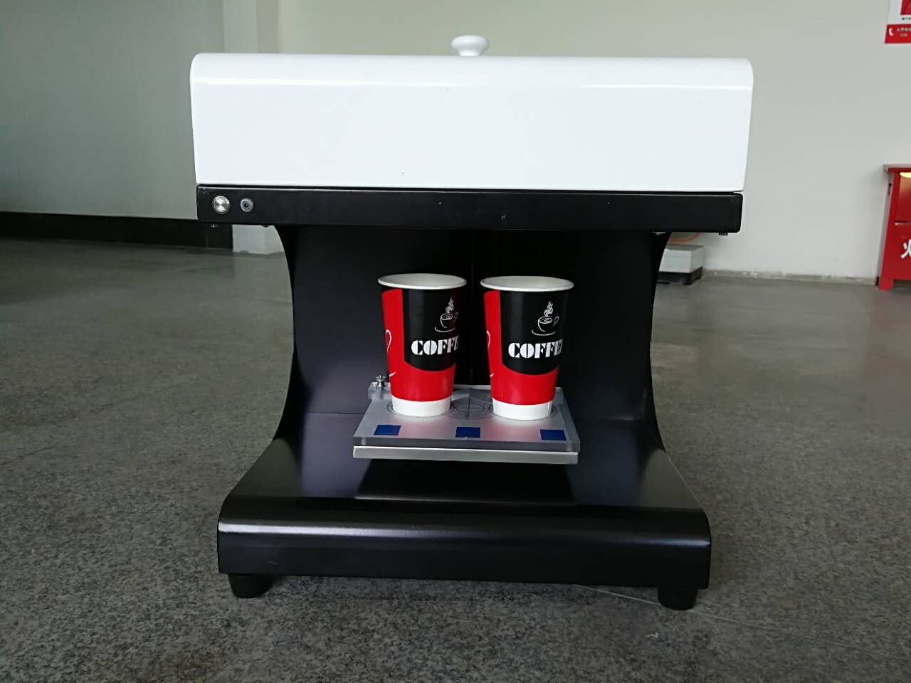 special food printer Art customized coffee printer