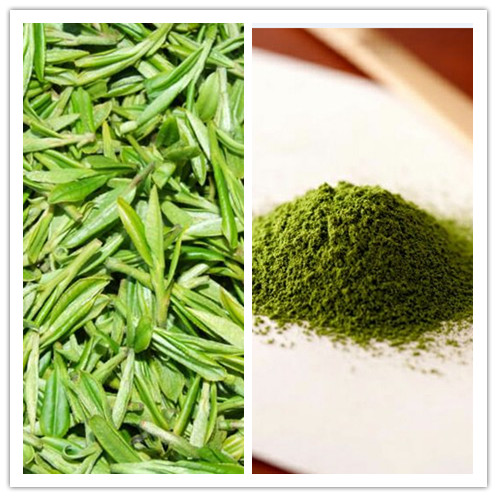 Shade Grown Steamed Green Tencha Green Tea Powder Matcha
