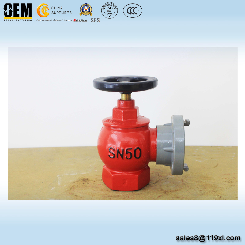Fire Hydrant Hose Landing Valve, Landing Fire Fighting Valve