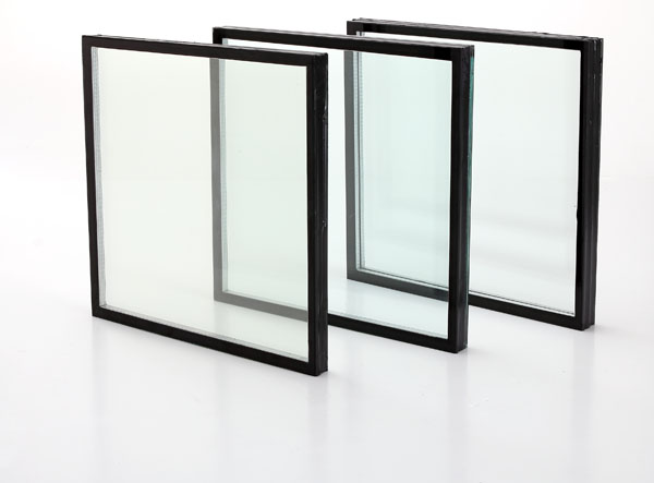 china lowe tempered insulated glass for windows and curtain wall